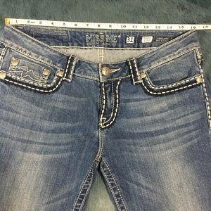 Miss me sunny skinny jeans size 31
